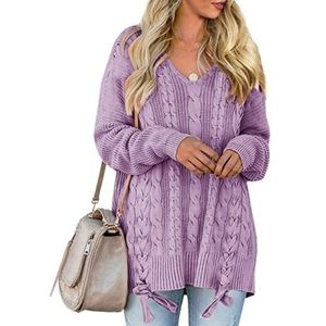 Womens Pullover Sweater